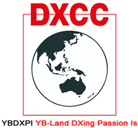 YBDXPI – YBLand DXing Passion Is